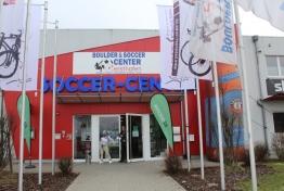 INDOOR B2SOCCER Augsburg 2016