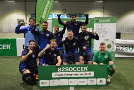 INDOOR B2SOCCER Berlin 2017