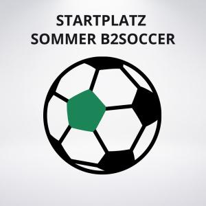 Startplatz SOMMER B2SOCCER