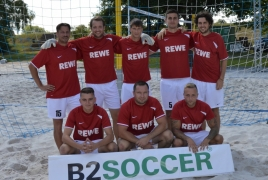Team REWE Super Kickers