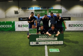 INDOOR B2SOCCER Berlin 2018