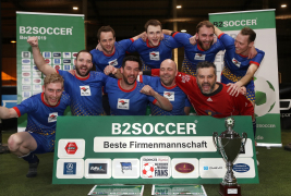 INDOOR B2SOCCER Berlin 2019
