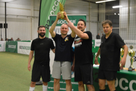 INDOOR B2SOCCER Hamburg 2020 Nachmittag