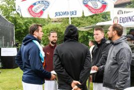Oberhaching, Deutschland, 13.07.2019: Fußball, OUTDOOR B2SOCCER MünchenFoto: Christian Riedel / fotografie-riedel.net